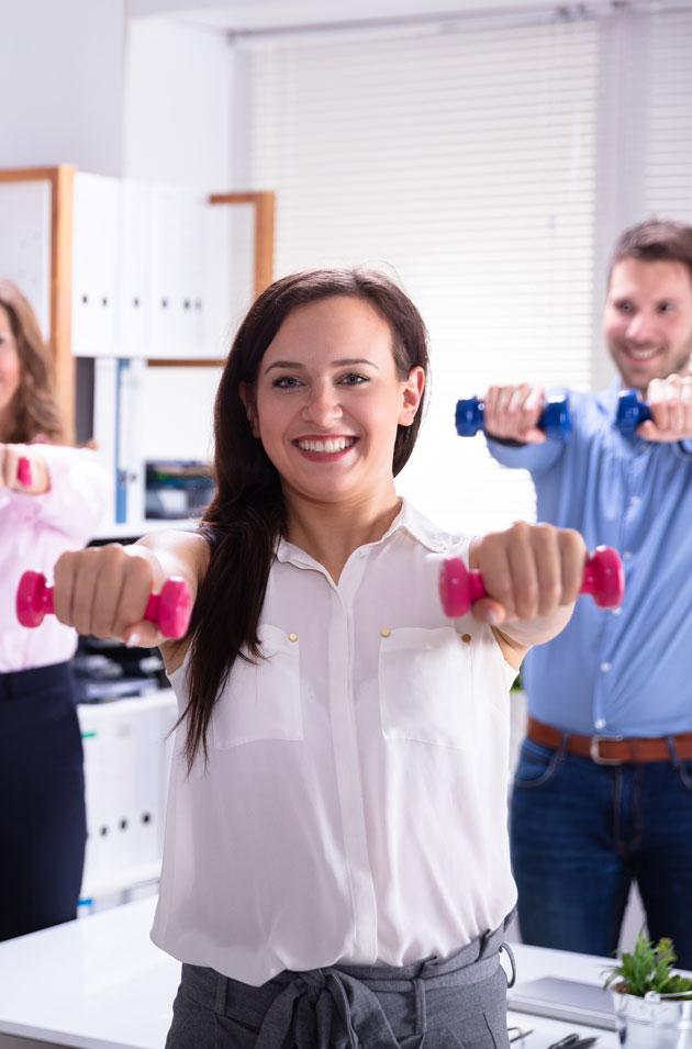 Reprendre une bonne activité physique